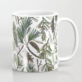 Pine Bough Coffee Mug