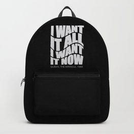 I WANT IT! Backpack