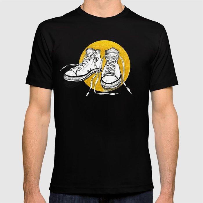 2t shirt converse