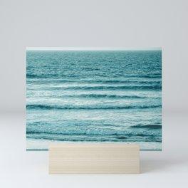 Ocean Ripples Mini Art Print