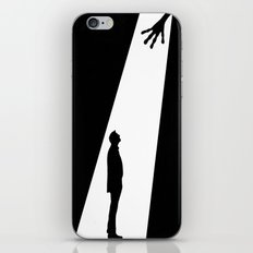 abduction iPhone & iPod Skin