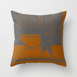 nature mort1 Throw Pillow
