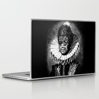 maori Laptop & iPad Skins featuring Milady by victor calahan