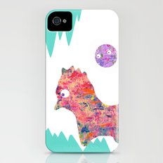 miss you, YOU! iPhone (4, 4s) Slim Case