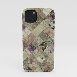 Abstract Geometric Background #25 iPhone Case