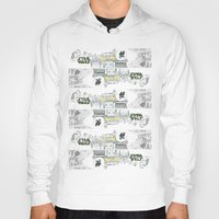 movies Hoodies featuring movies I like by Ana Mendes