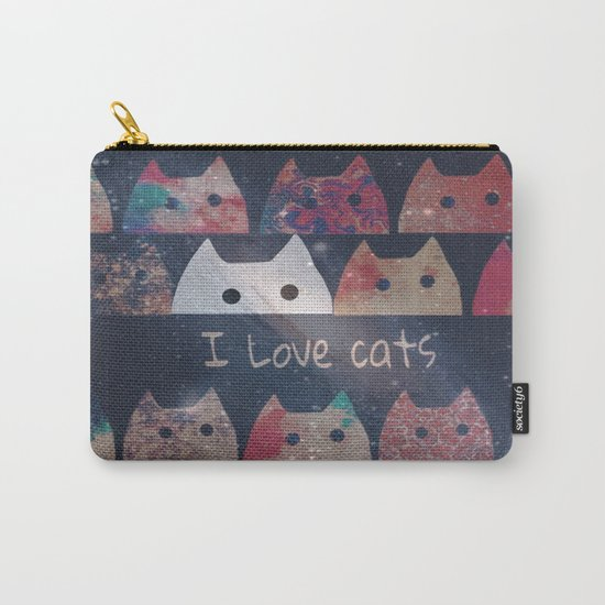 cat-127 Carry-All Pouch