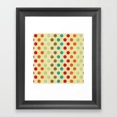 Shabby Sweets  Framed Art Print