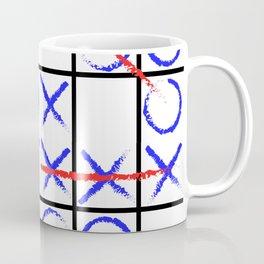 Tic Tac Toe Group Coffee Mug