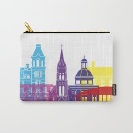 Athens OH skyline pop Carry-All Pouch