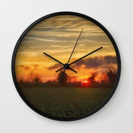 Soul of the World Wall Clock