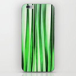 Whispering Green Grass iPhone Skin