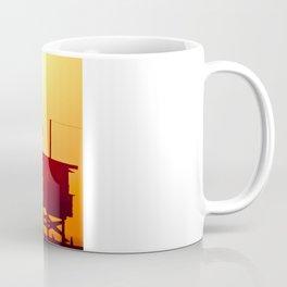 Shadows in the Sunset Coffee Mug