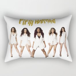 Fifth Harmony Boss Rectangular Pillow
