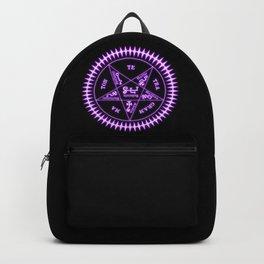 Sebastian Michaelis Sigil Light (black bg) Backpack
