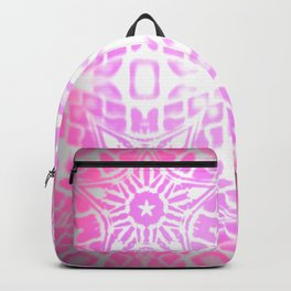 Pink Stars Backpack