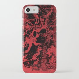 Birds II iPhone Case