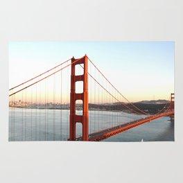 Golden Gate Bridge Rug