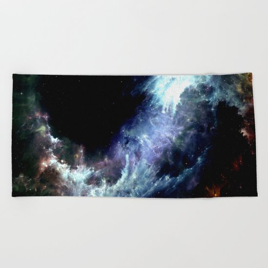 ζ Mizar Beach Towel