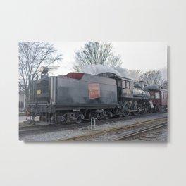 Strasburg Railroad Series 22 Metal Print