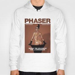 Phaser Magazine Cover Hoody