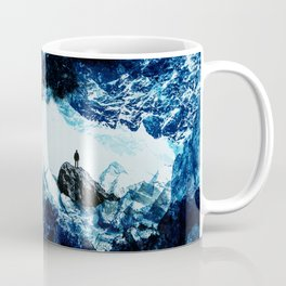 Frozen isolation Coffee Mug