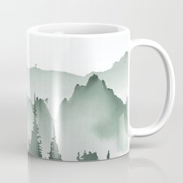 MTB Landscpae Coffee Mug