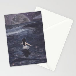 Abyss Serenity Stationery Cards
