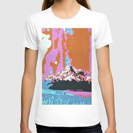 Liquid Sunshine In The Mountains T-shirt