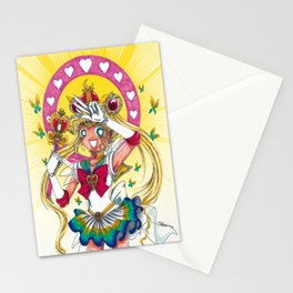 SUPER SAILOR MOON Stationery Cards