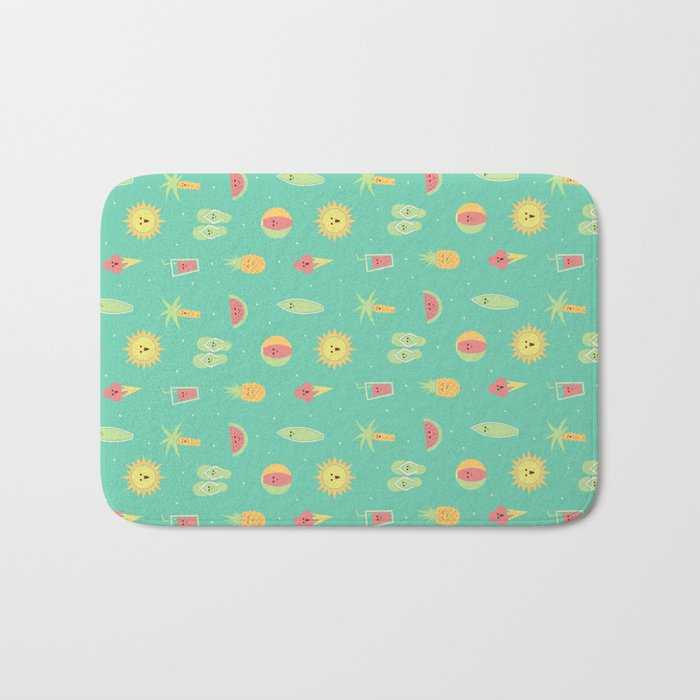 Summer Fun Bath Mat