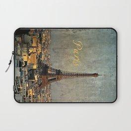 I love Paris Laptop Sleeve