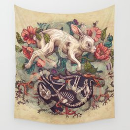 Dust Bunny Wall Tapestry