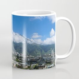 El Ávila Panorama Coffee Mug