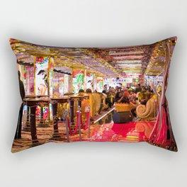 Robot Restaurant, Shinjuku Rectangular Pillow
