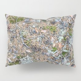 The Forest Floor Pillow Sham