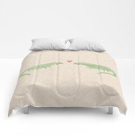 Lizard Love Comforters