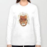 einstein Long Sleeve T-shirts featuring Einstein by Jason Ratliff