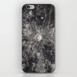 1934 Lunar Detail iPhone Skin