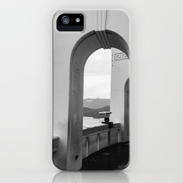 Griffith Observatory Views II iPhone Case