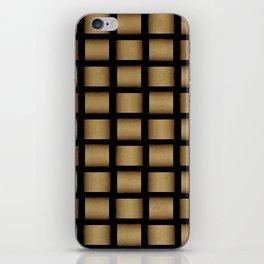 Golden Cross iPhone Skin