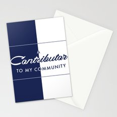 Contributor Stationery Cards