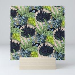 Prickle Print Mini Art Print