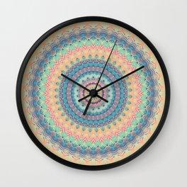 Mandala 350 Wall Clock