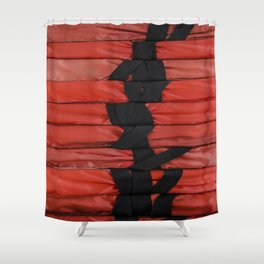 Life jackets  Shower Curtain