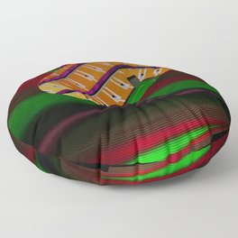 The Corrida Floor Pillow