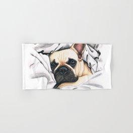 French Bulldog - F.I.P. - Miuda Frenchie Hand & Bath Towel
