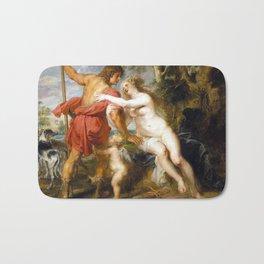 Peter Paul Rubens Venus and Adonis Bath Mat