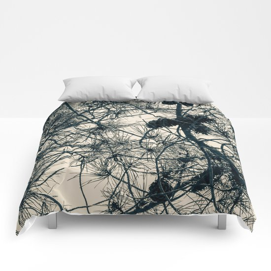 Pines & Branches Comforters