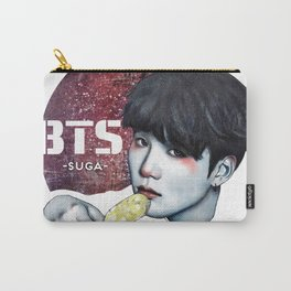 SUGA -BTS- Carry-All Pouch